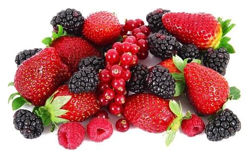 Вкусные и полезные ягодки